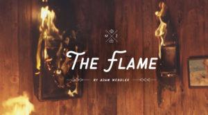beitragsbild the flame medienklasse